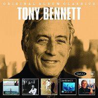 Cover Tony Bennett - Original Album Classics [2015]